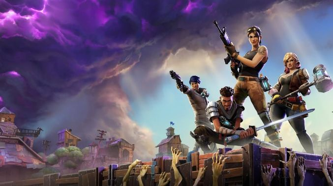 Fortnite V-Bucks are being used largely for Money Laundering