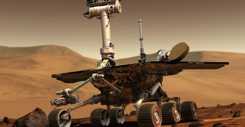 NASA Scientists Try last time to contact Opportunity Rover on Mars