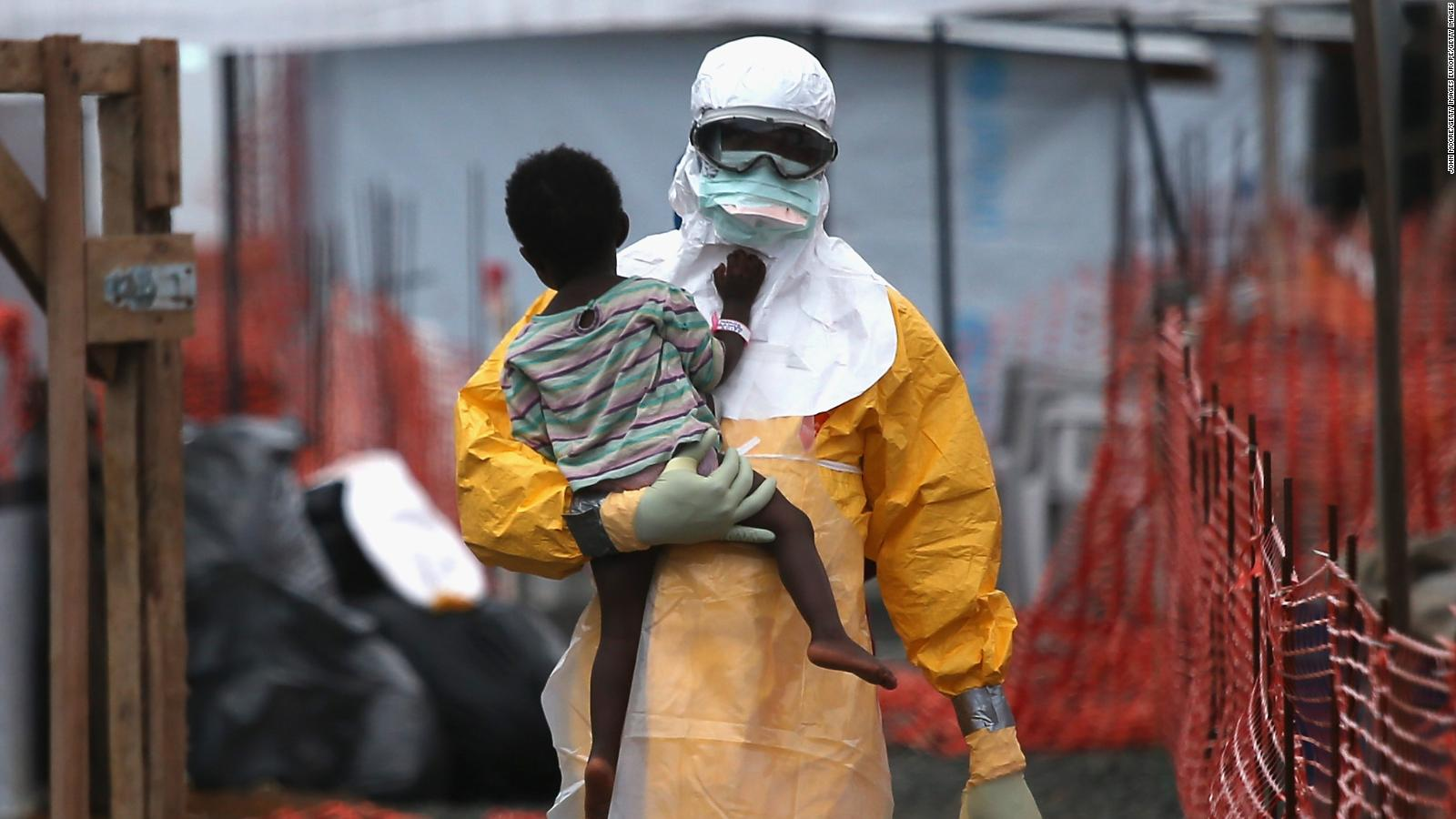 Ebola Outbreak Keeps Surging in DRC with More Than 1000 Cases