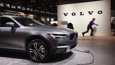 Exploring Speed Restriction Tech, Volvo Is Limiting Its Cars to 112MPH