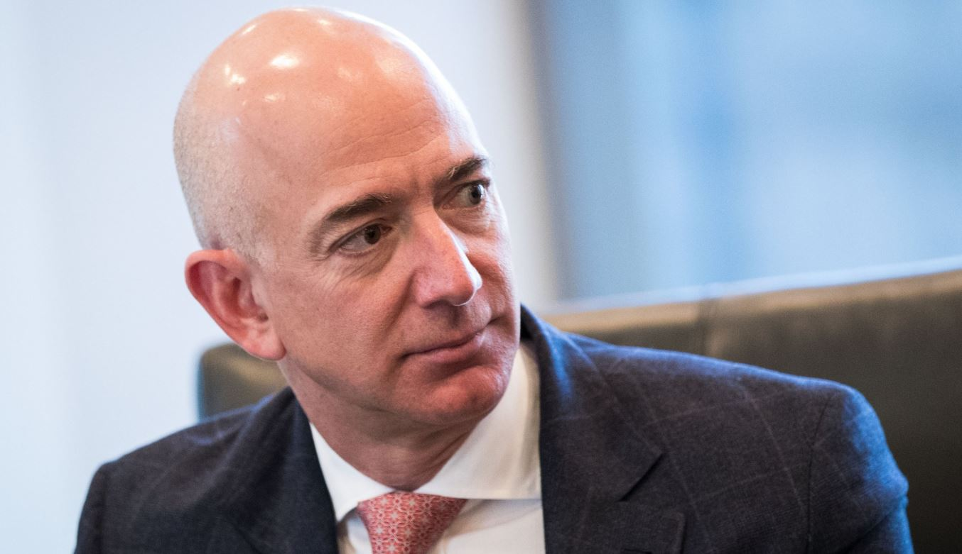 Bezos' Security Officer Says Saudi Arabia Hacked the Billionaire's Phone