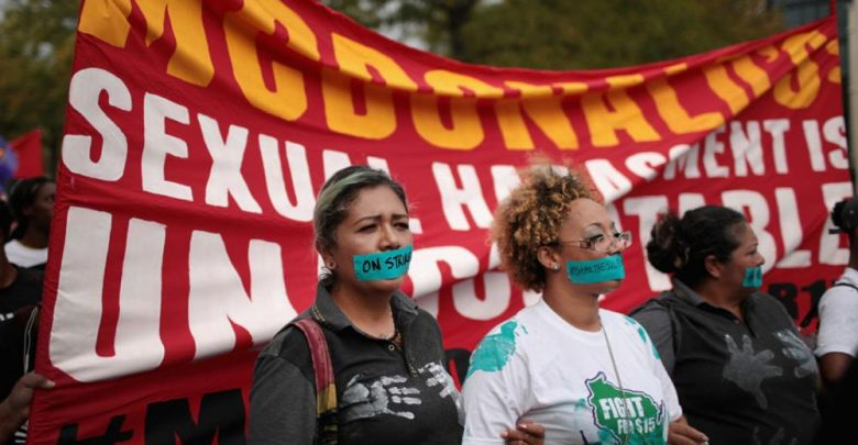 24 Workers Filed Sexual Harassment Case at Workplace Against McDonald's
