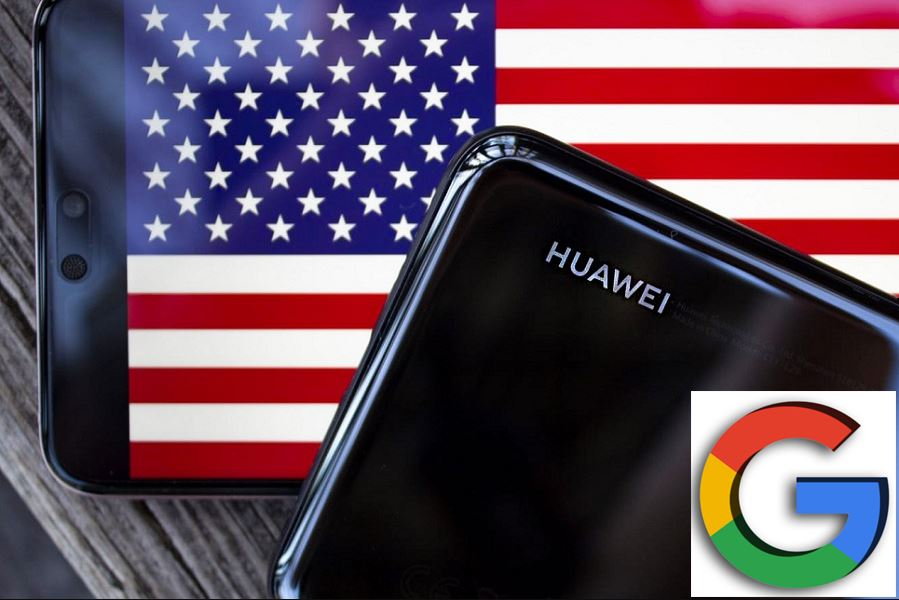 Google Restricted Android Use in Huawei's Smartphones