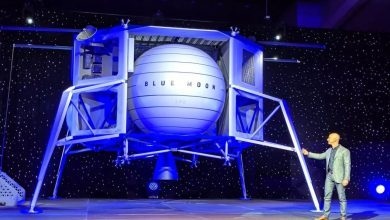 Jeff Bezos Exposed New Plans for Blue Origin's Blue Moon Lunar Lander