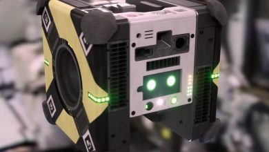 NASA Successfully Completed Hardware Tests for Its Tiny Cube-Shaped Robot On the ISS