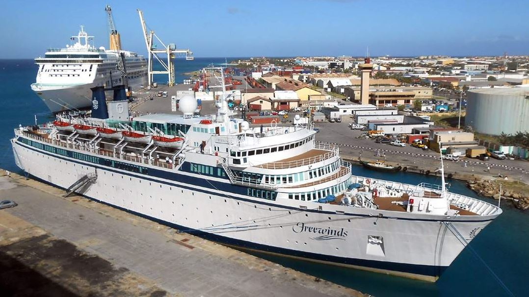 Officials of St. Lucia Quarantined a Cruise Ship Citing Measles Case