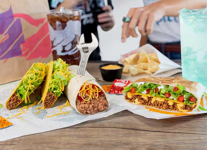 taco bell retracts 2.3 billion pounds of seasoned beef