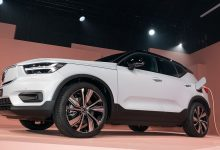 volvo begins its first electric car, the xc40 recharge