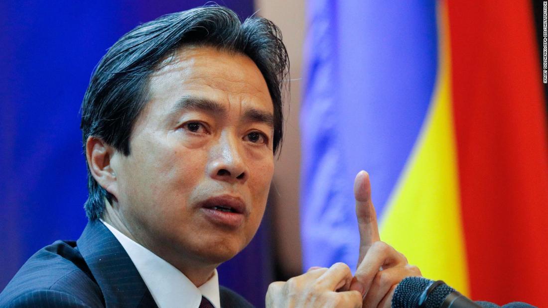 Chinese ambassador to Israel dies under suspicious circumstances
