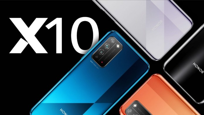 Honor X10 Unveiled Triple Camera With 40MP