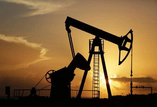 Oil falls