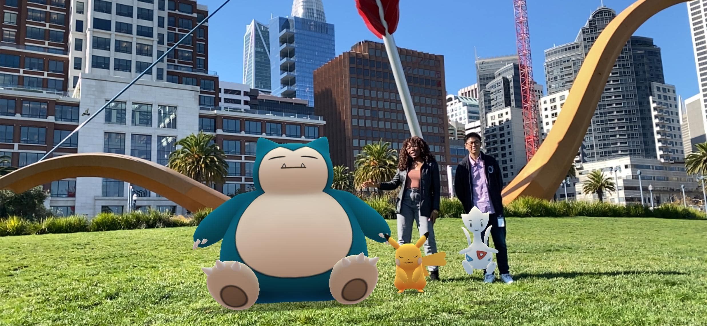 'Pokémon GO' will add a new feature to make creatures appear more real