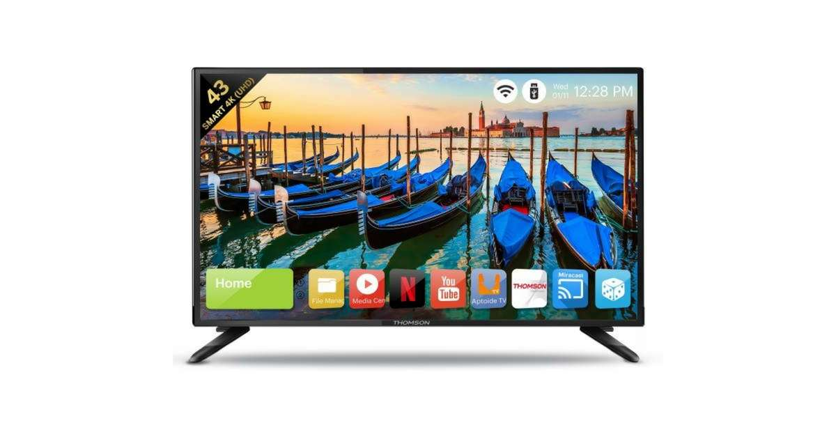 Realme to launch two new Smart TVs in India, competing with Thomson