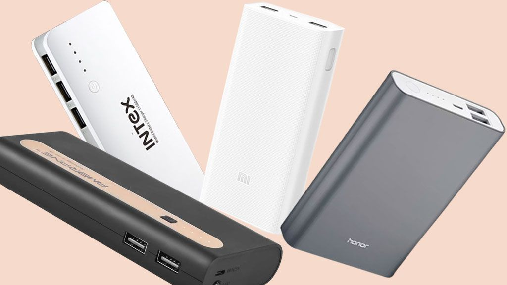 These are economical powerbanks with 10000 mAh battery, starting from Rs 799