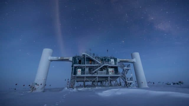 An axion could have been detected in experiment, a particle that defies known physics