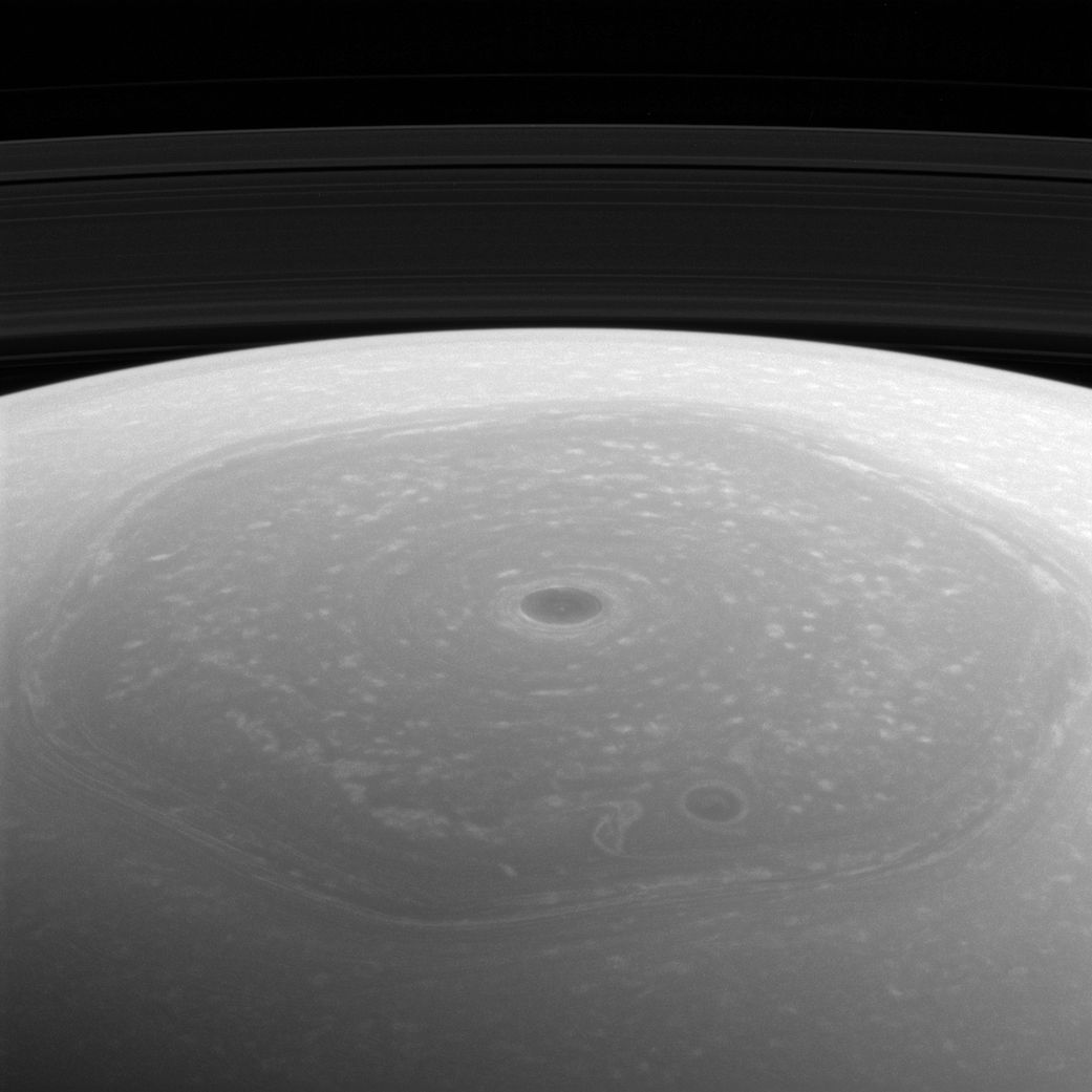 Explanation to Saturn's Polar Hexagon