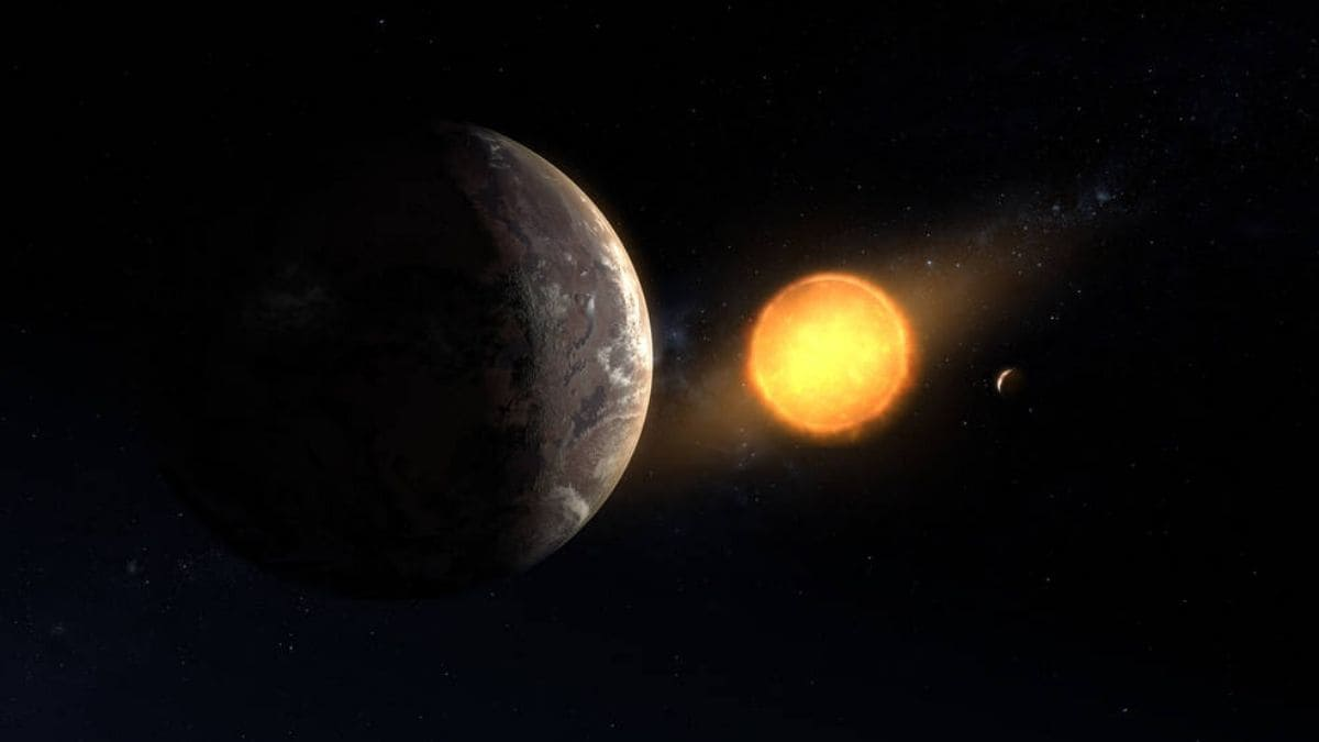 NASA's latest exoplanet discovery could help explain how planets evolve