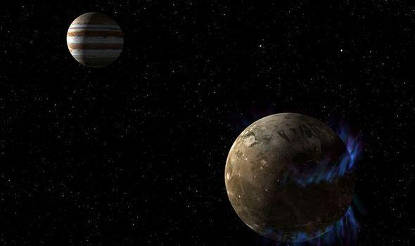 NASA Claims Jupiter's Moon Europa's Oceans Are Habitable