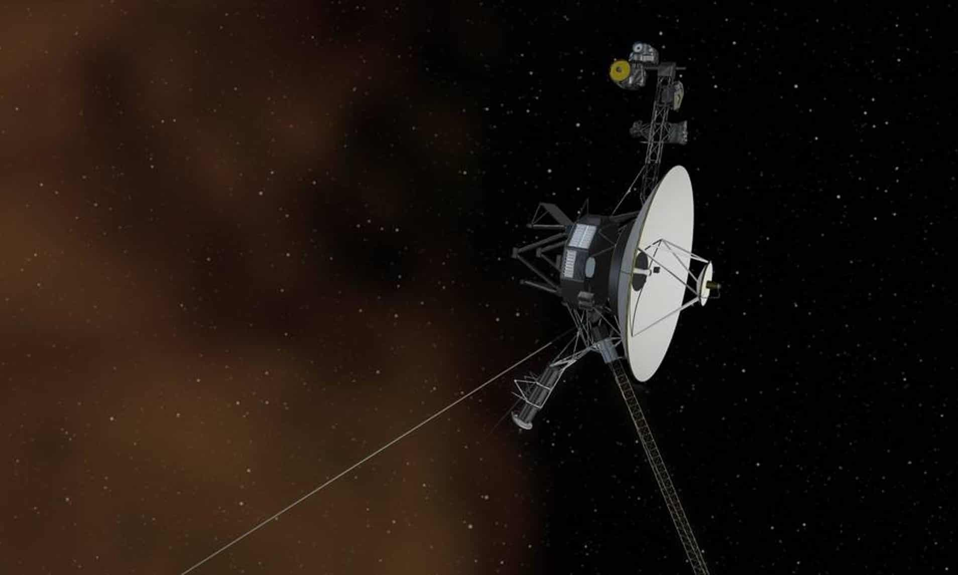 NASA probe performs first interstellar parallax experiment