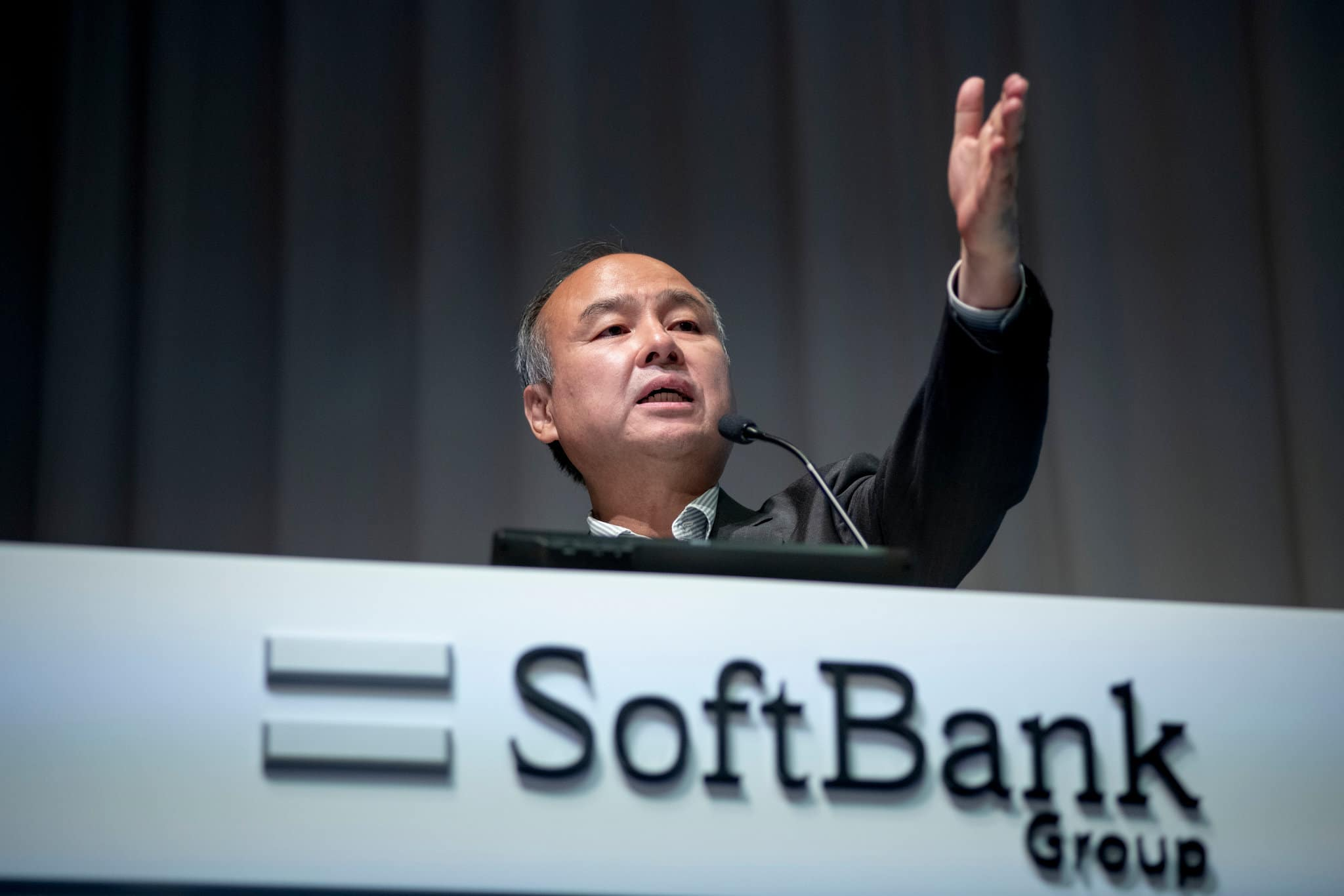 Softbank losses of billions, yet this Indian CEO got double salary, know full details