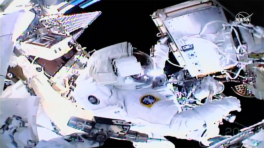 Space Station astronauts to perform two maintenance spacewalks