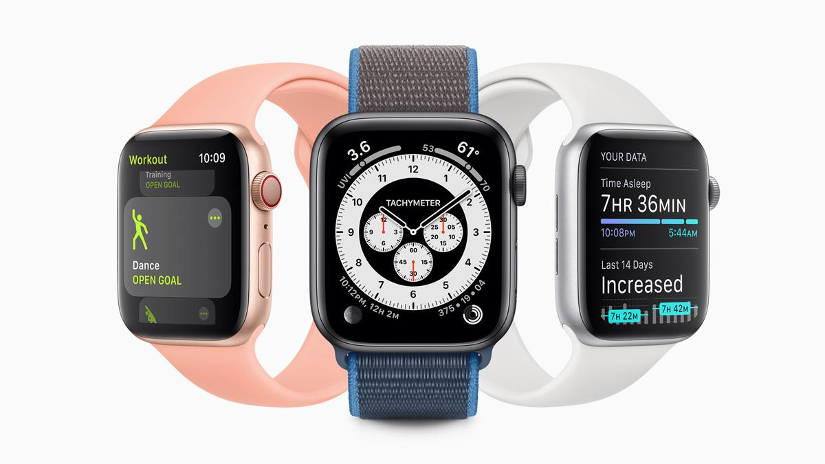 Bring Apple Watch