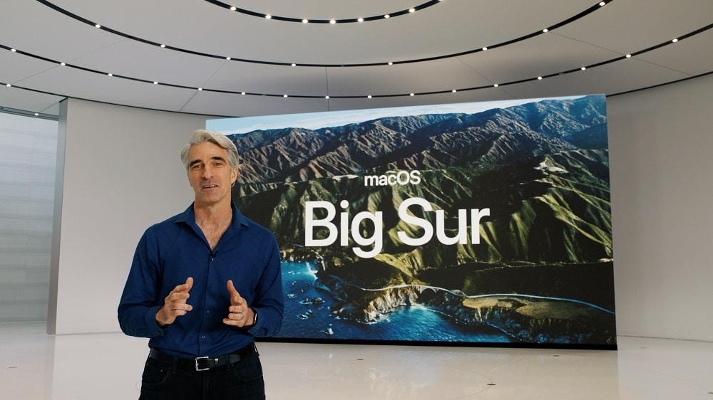 macOS Big Sur is the new name of the Mac operating system