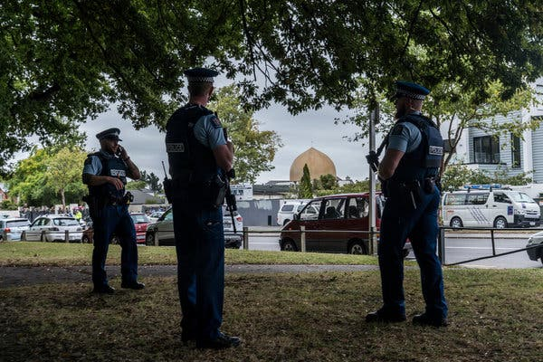 New Zealand police warned of another danger to the mosque before the massacre by Christchurch