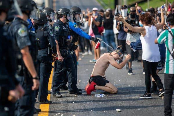 Surge in shootings in New York fuels debate about police reform