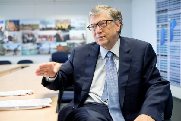 In many countries the coronavirus pandemic could end by 2021: Bill Gates