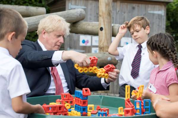 UK Prime Minister says schools will open in September