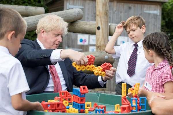 UK Prime Minister says schools will open in September