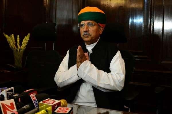 Union Minister Arjun Meghwal, who endorsed Bhabhiji Papad to fight coronavirus, tests positive