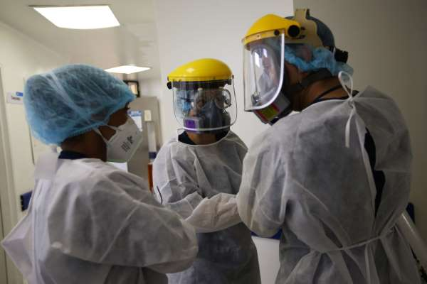 Colombia confirmed top 20,000 deaths due to coronavirus