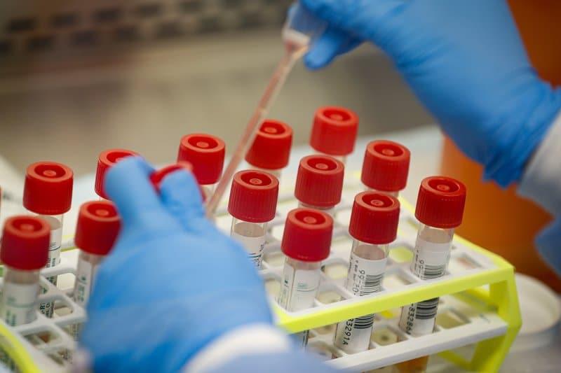 Blood Testing Gaffe