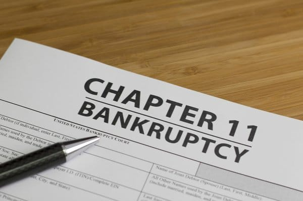 Chapter 11 Bankruptcy Protection