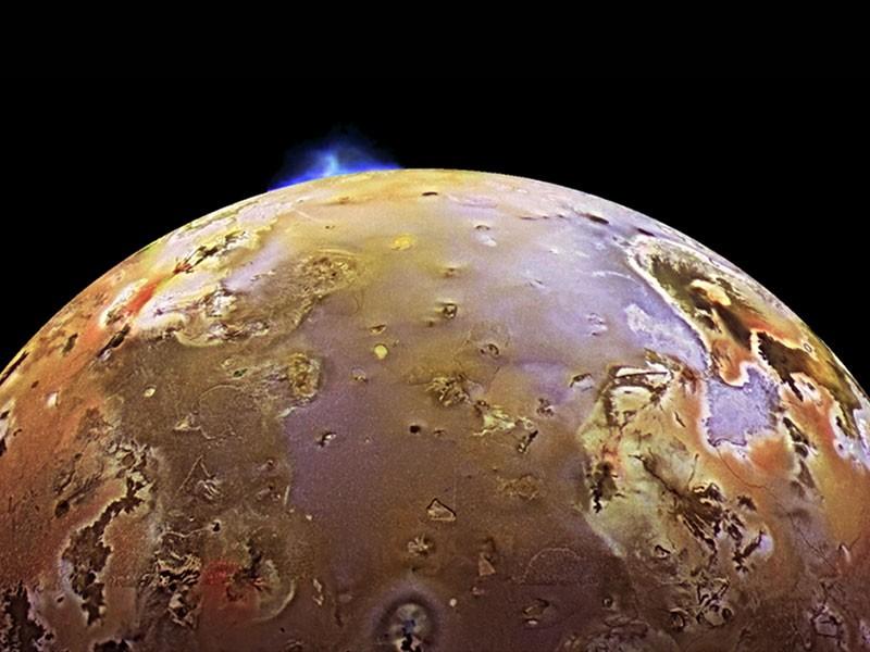 Jupiter's Moon Io