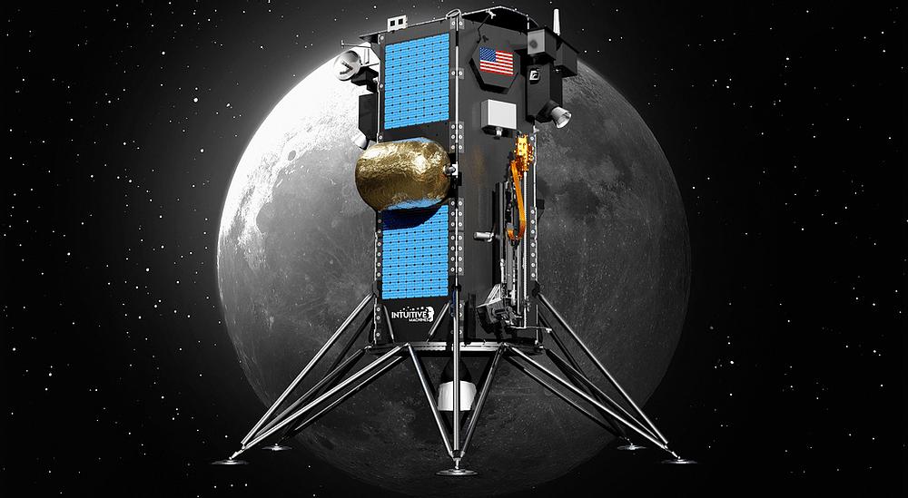 NASA Awards Houston-Based Intuitive Machines