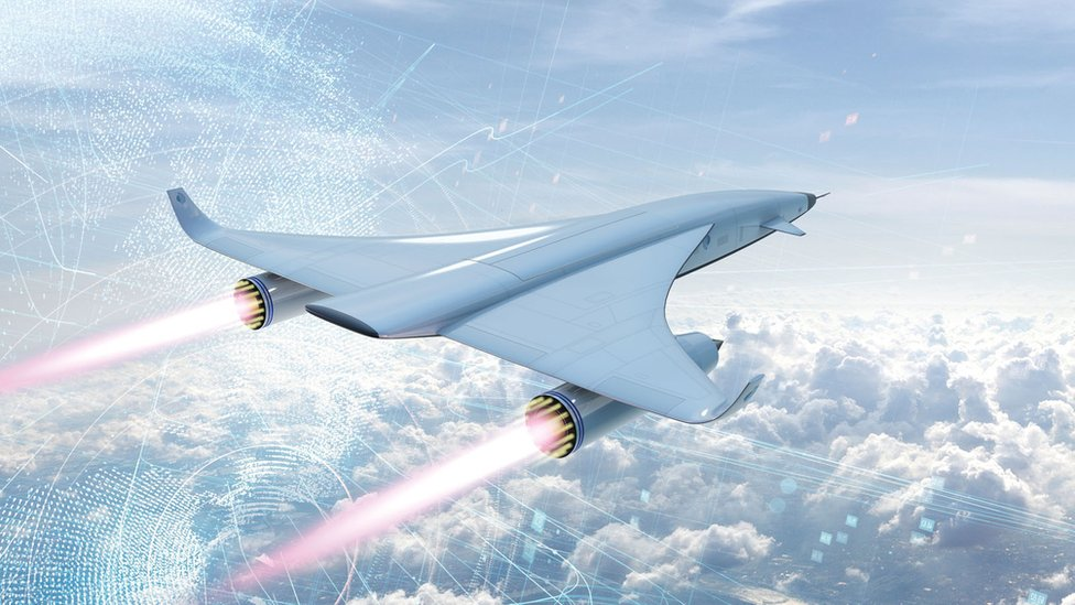 China's Hypersonic Jet Engine