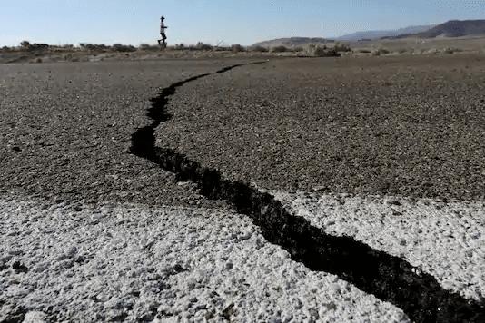 Massive Earthquakes