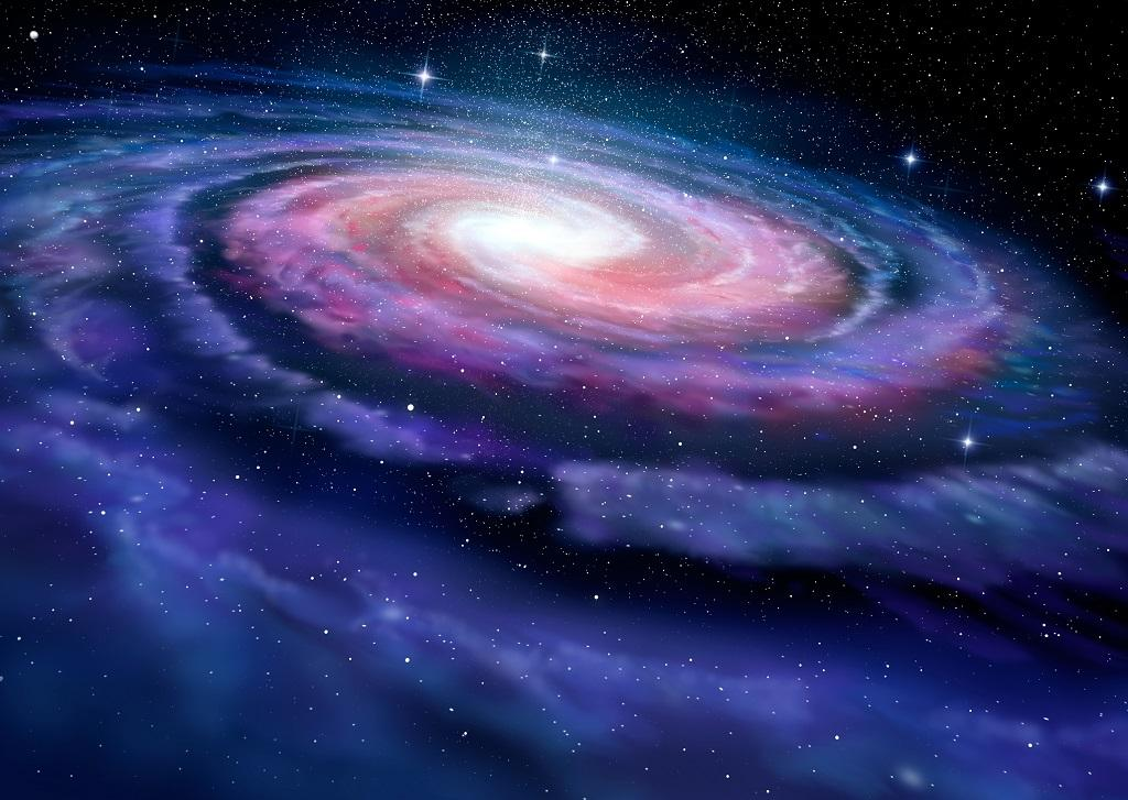 Milky Way Will Appear After 400000 Years