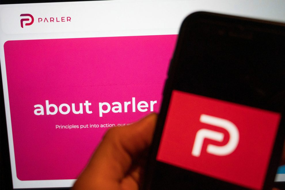Social Media Platform Parler Resurfaces With CEO John Matze's Message To 'Lovers And Haters'