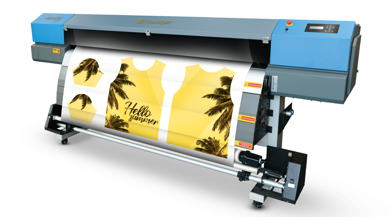 Sublimation Paper Transfer Printing