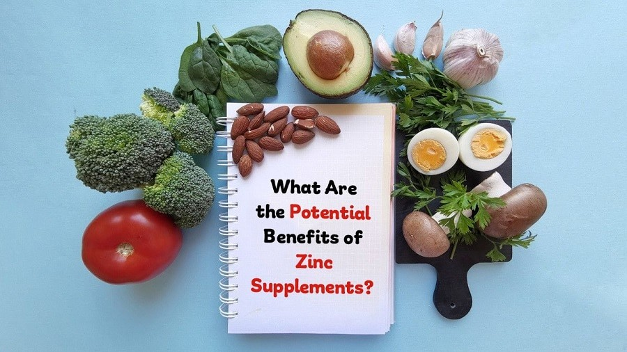 Zinc, men's health, Zinc Supplements, Genmedicare