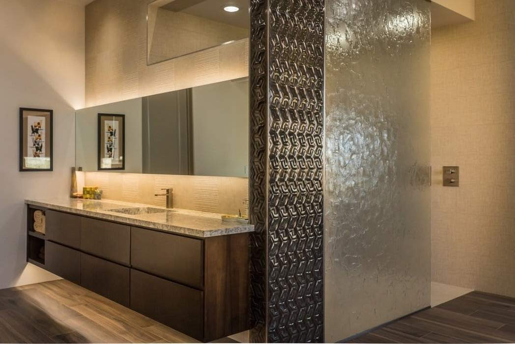 How to Decor with Grey Bathroom Shower Tile