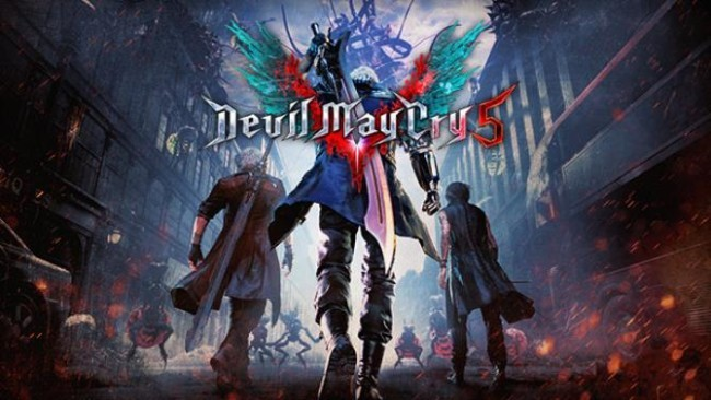 Latest News About Devil May Cry 5 Torrent