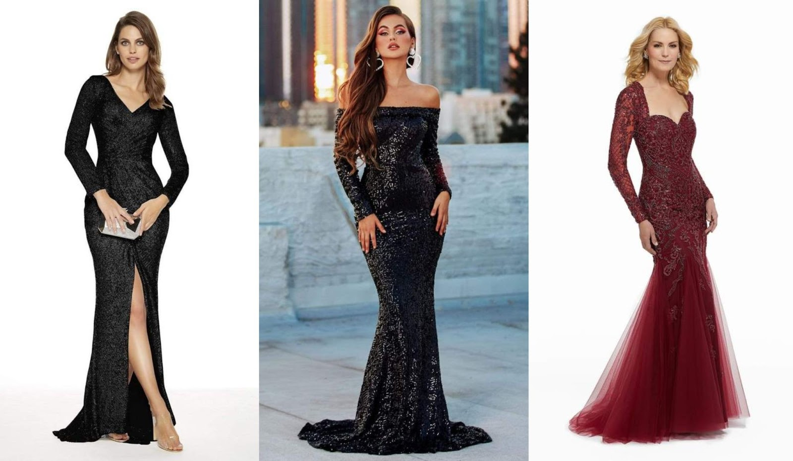 The Magic Of Mermaid Dresses! Have A Glance At History and Hot Trends